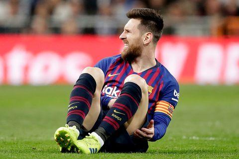 Real Madrid v FC Barcelona - Spanish Copa del Rey