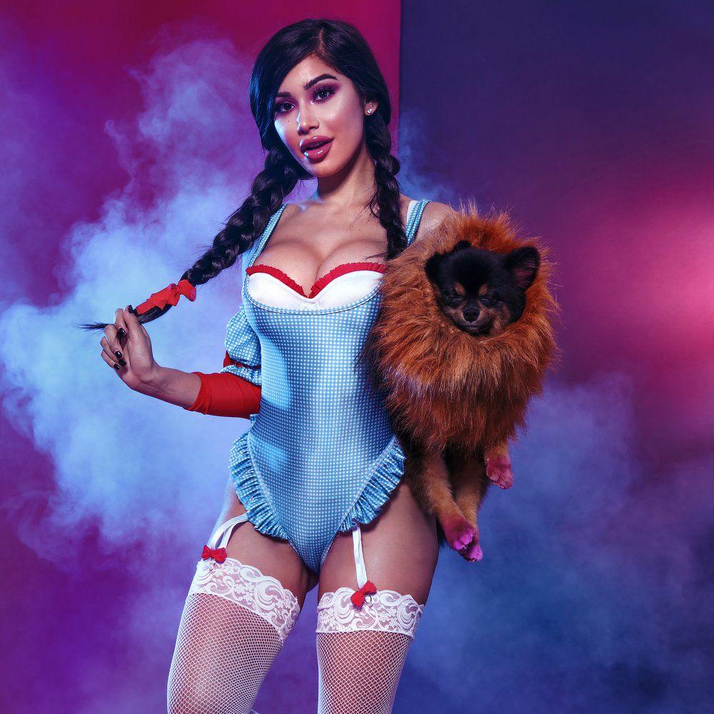 Your Dog Can Now Wear a Fashion Nova Halloween Costume