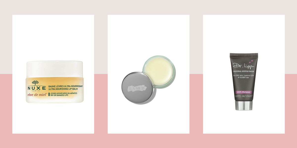 Our beauty team's favourite lip balms for dry, chapped lips
