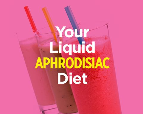 Drink This Smoothie for Better Sex