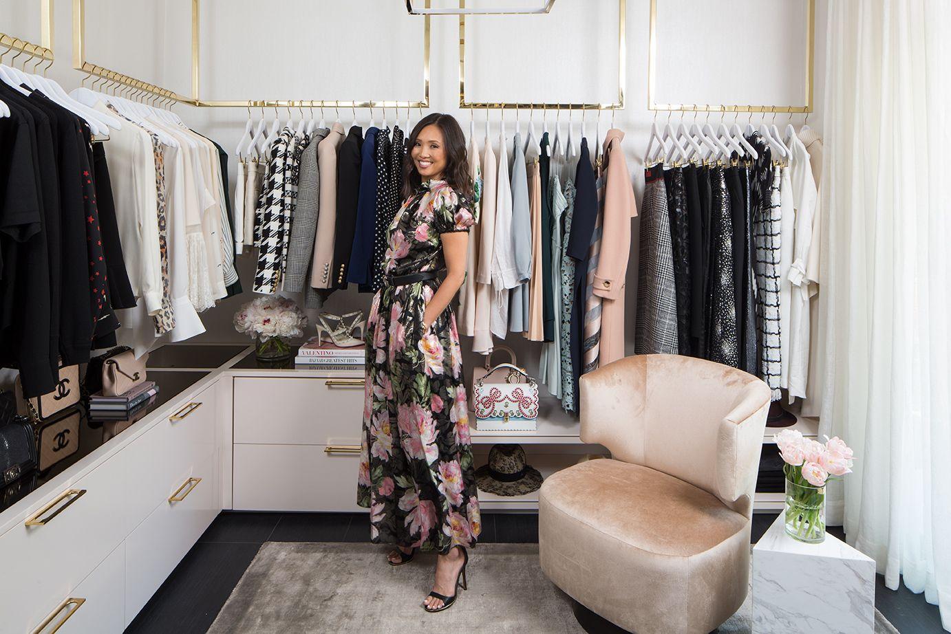 Celebrity Closet Designer Lisa Adams Reveals Her Decor Secrets Lisa Adams Closet Photos