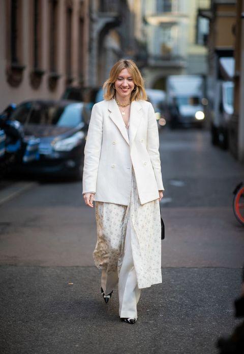 Street Style - Day 2: Milan Fashion Week Autumn/Winter 2019/20