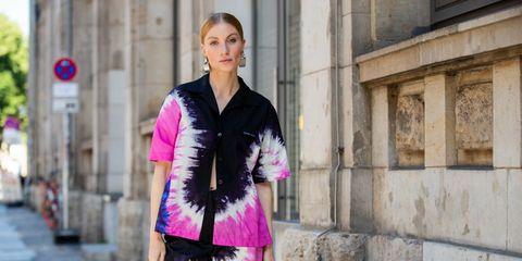 street style   berlin fashion week   july 01, 2019