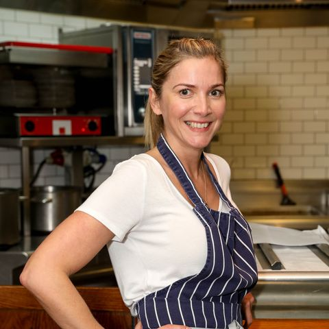 You need to try Lisa Faulkner's easy no-yeast pizza dough