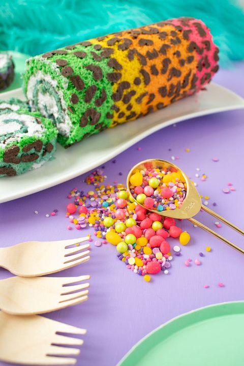 Lisa Frank Rainbow Roll - Rainbow Foods
