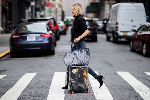 street style   new york fashion week september 2018   day 8