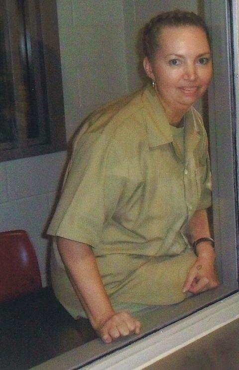lisa montgomery in prison