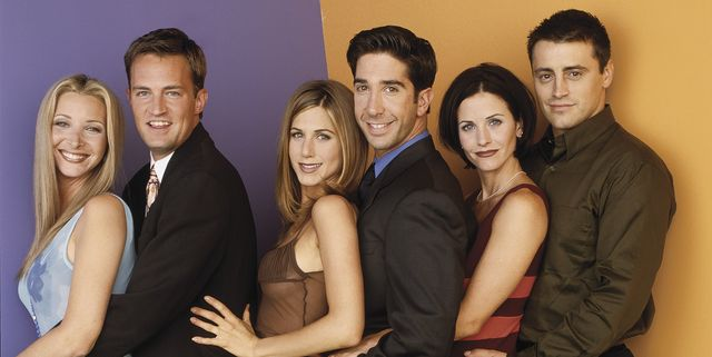 """A """"Friends"""" Reunion Special Is Officially Happening!"""