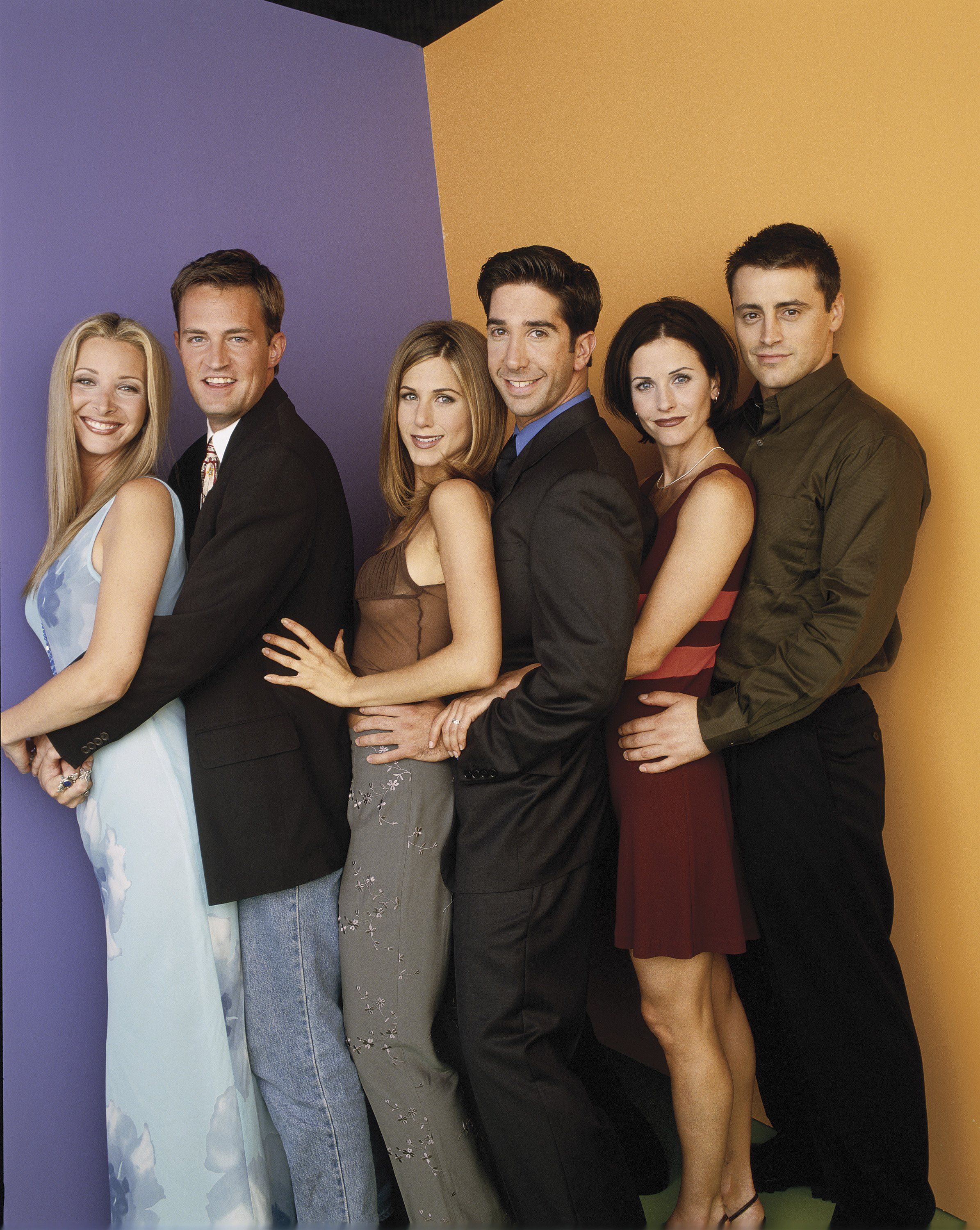 Here's What 'Friends' Co-Creator Marta Kauffman Says About the Possible HBO Max Reunion