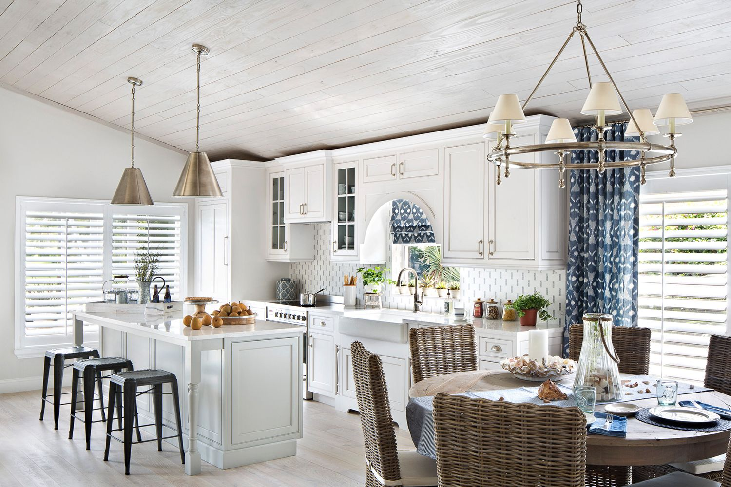 eat-in kitchen ideas for your home - eat-in kitchen designs