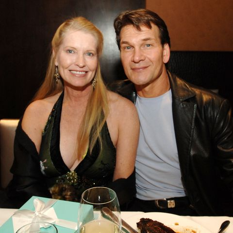 """""""One Last Dance"""" Las Vegas Movie Premiere Hosted by The Nevada Ballet Theatre Featuring Patrick Swayze and Lisa Niemi"""