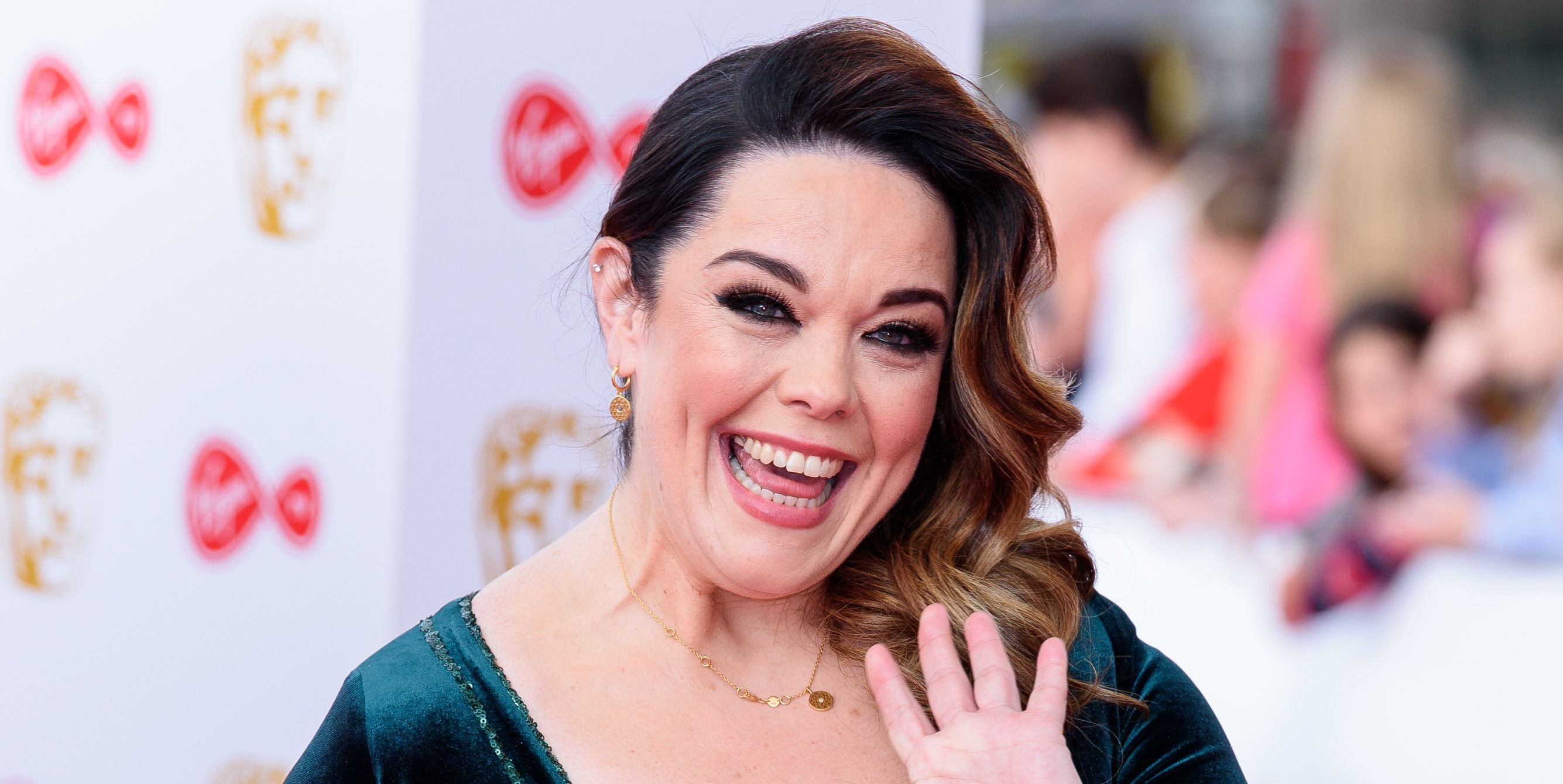 Lisa Riley reveals her easy meal swap trick to help you lose weight