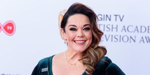 Lisa Riley party trick Instagram