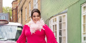 Lisa Riley breast cancer test
