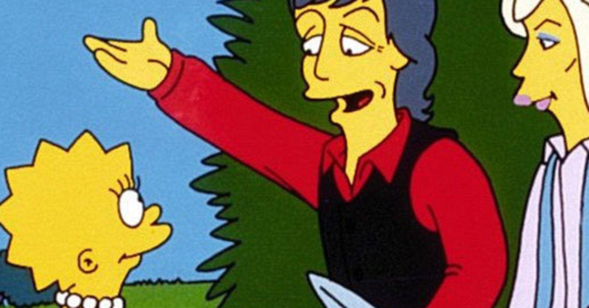Lisa Simpson Vegetariana Paul McCartney