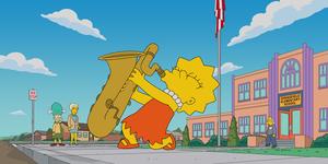 Los Simpson Lisa