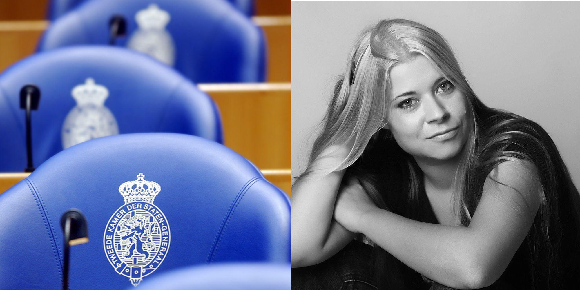 Vrouwen in de politiek - Lisa Westerveld spreekt zich uit over vrouwen in de politiek
