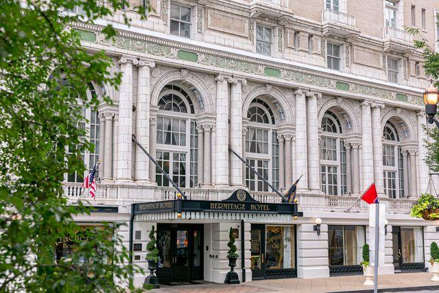 hermitage hotel nashville womens suffrage