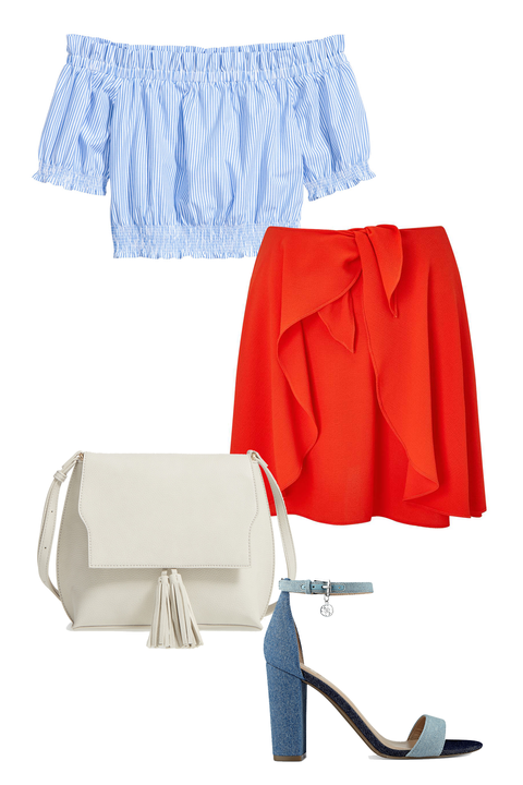 Clothing, White, Blue, Product, Shorts, Trunks, Skort, Undergarment,