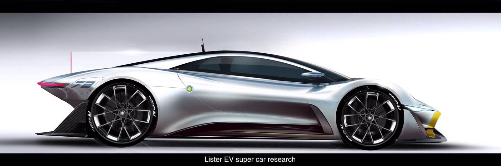 Lister's Upcoming Storm II Hypercar Could Be Fully Electric