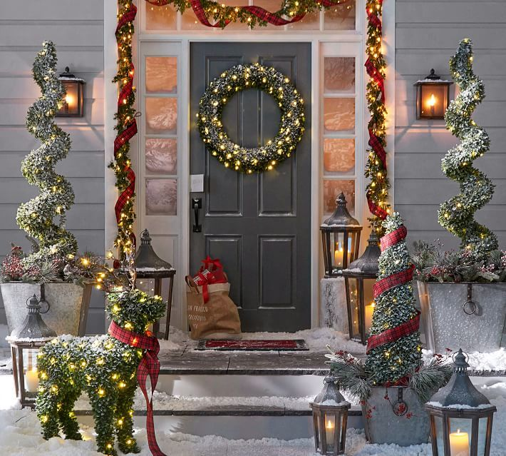 Pottery Barn's 2019 Holiday Collection Is Truly Magical