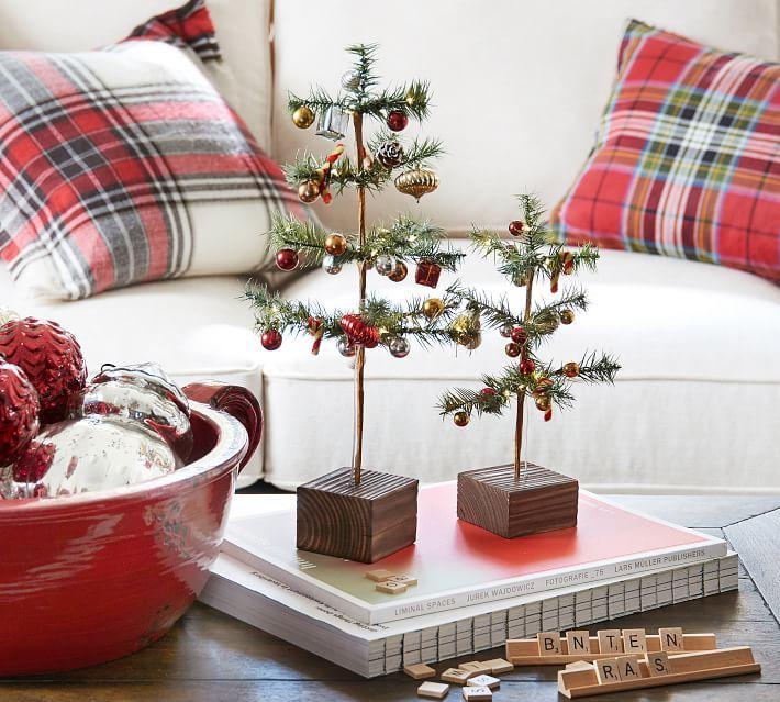 Delightful Christmas Decorating Ideas Ornament Pine Trees
