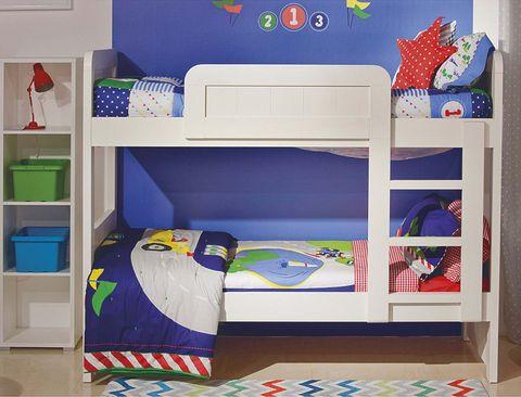 Dormitorios infantiles: Literas