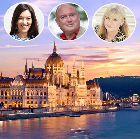 Good Housekeeping literary cruise with Victoria Hislop and Kate Adie