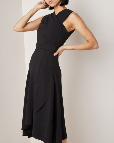 Little black dress Reiss