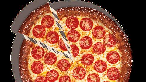 Little Caesars Introduces New Stuffed Pretzel Crust Pizza Brings