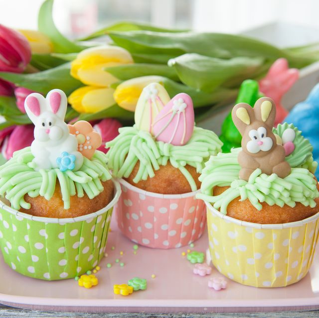22 Cute Easter Cupcake Ideas - Decorating & Recipes for ...