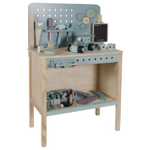 little dutch houten werkbank