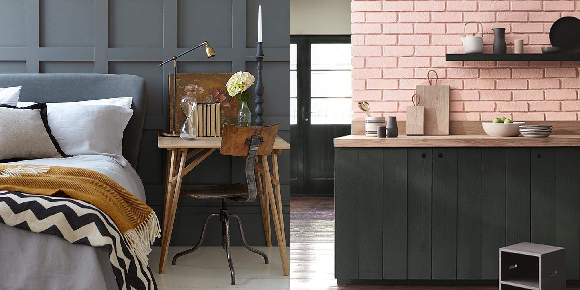 workshop, kleuren, verf, Little Greene, ELLE Decoration,