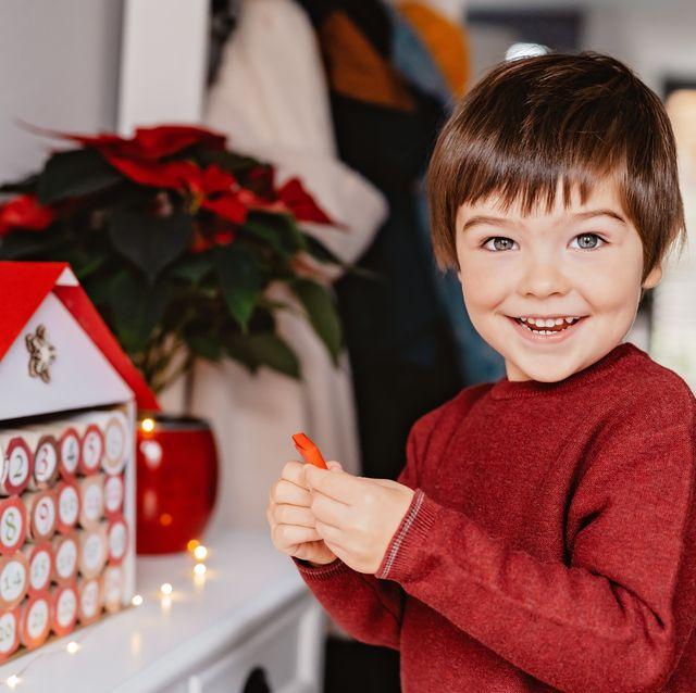 chocolate advent calendars child