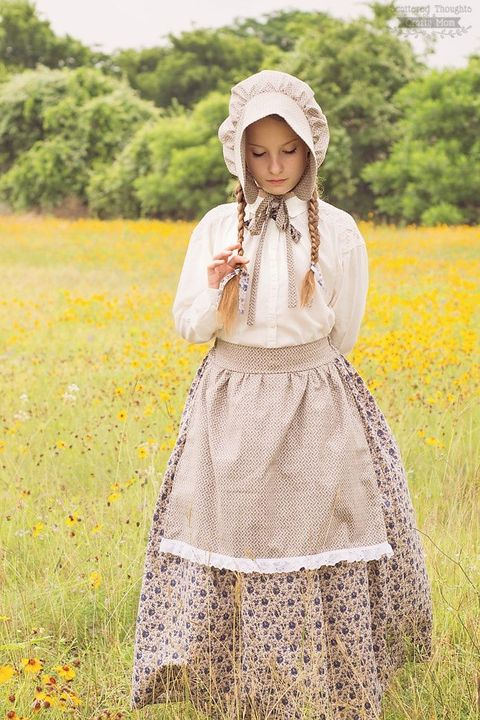 little house prairie book character costumes