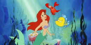 Little Mermaid, Disney