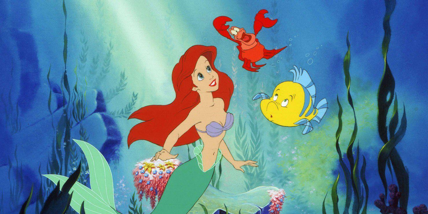 Little Mermaid, Disney