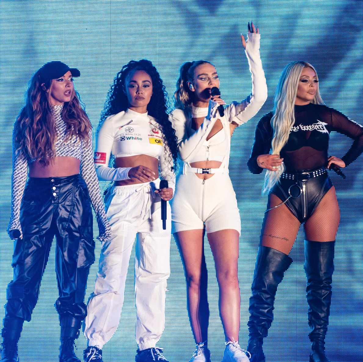 Little Mix hit back after GMB's Piers Morgan warns them over live tour joke