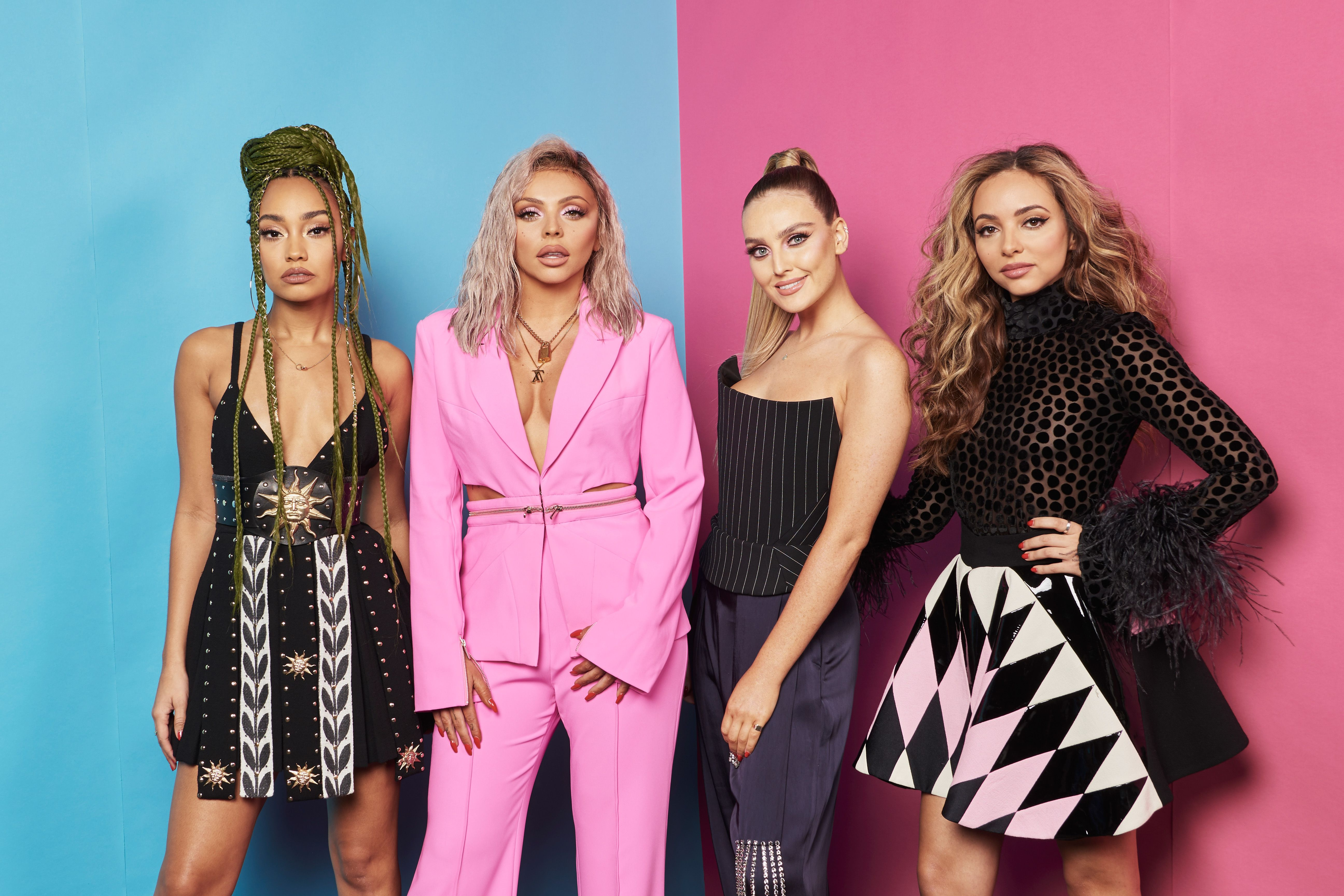 Everything you need to know about Little Mix's talent show 'The Search'