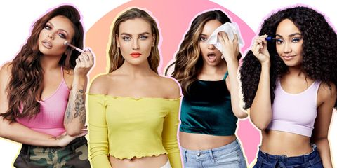 3dbaa2a46985 8 things you didn t know about Little Mix s beauty routine