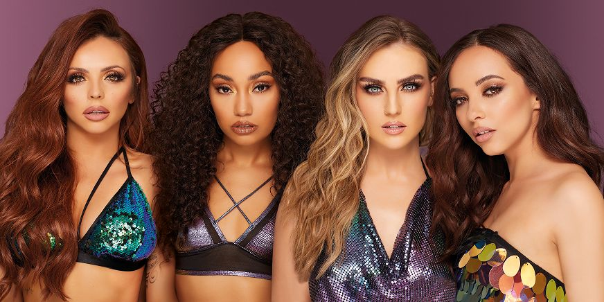 Little Mix Makeup Line LMX