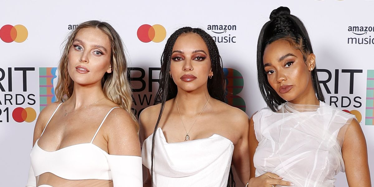 Little Mix reunite after Perrie and Leigh-Anne welcome their babies