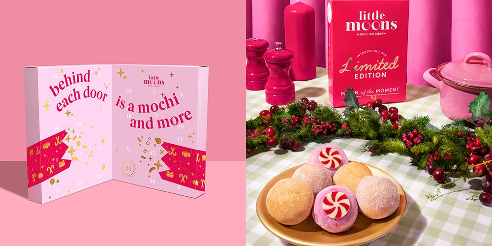 Little Moons' advent calendar is back, so hurry up Christmas!