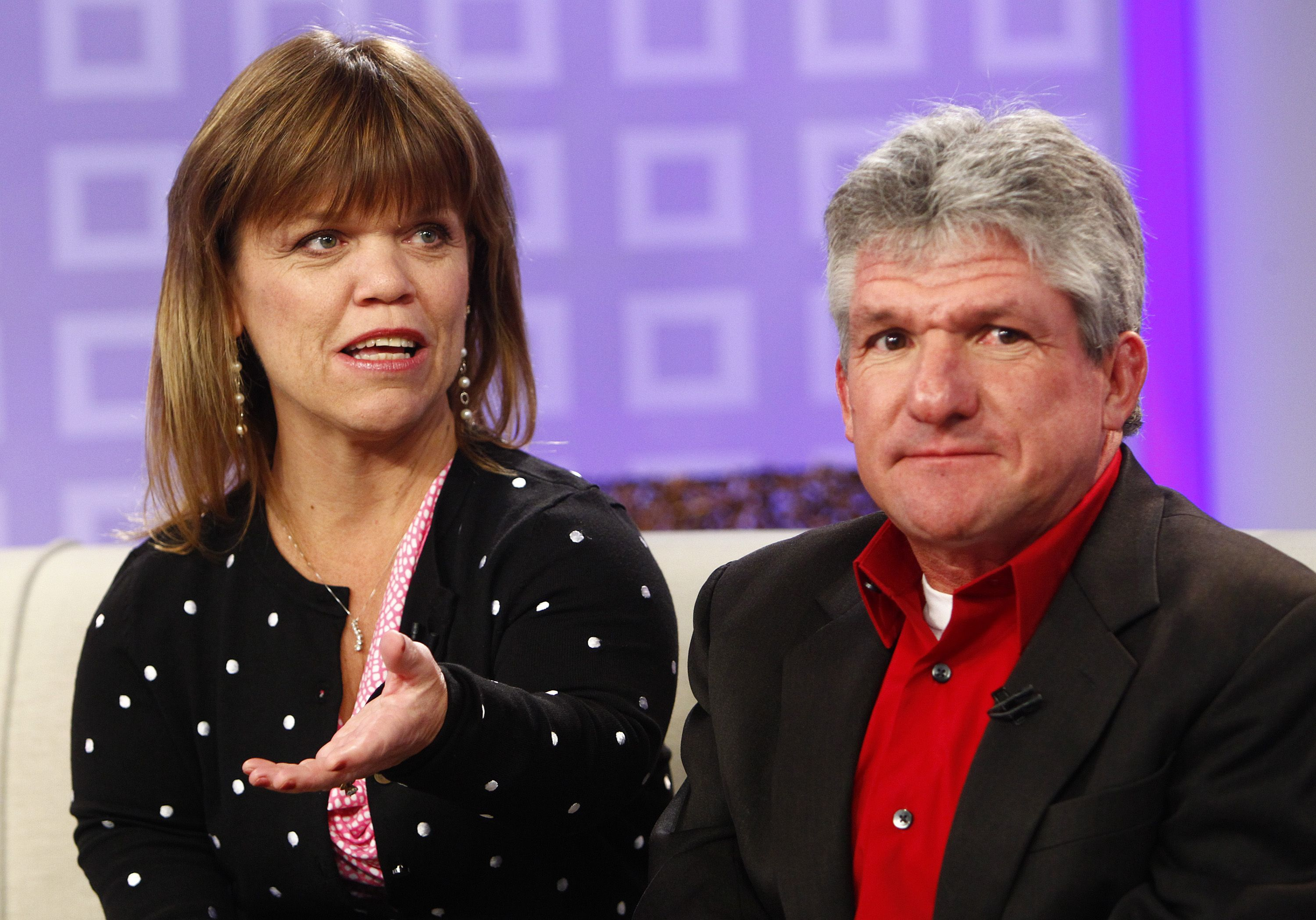 The Real Reason 'Little People, Big World' Stars Amy and Matt Roloff
