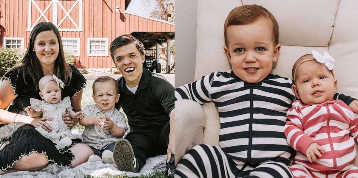 Zach And Tori Roloff Open Up About Their Kids Jackson And Lilah