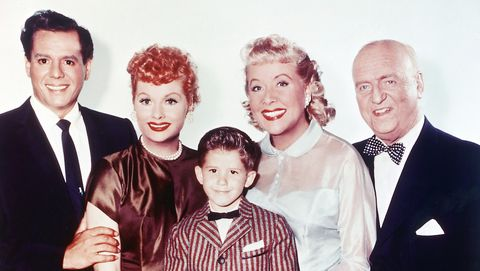 little ricky i love lucy now