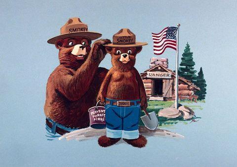 Smokey the Bear y