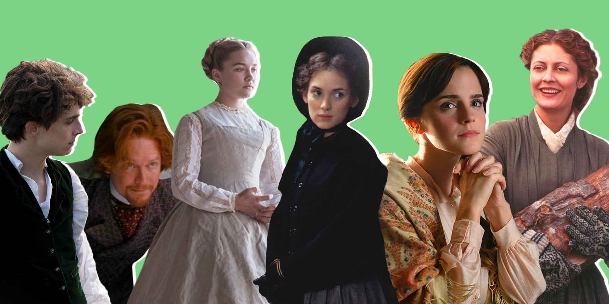 Little Women (1994) Drama, Family, Romance