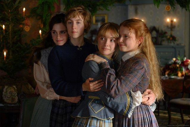 the cast of 'little women'