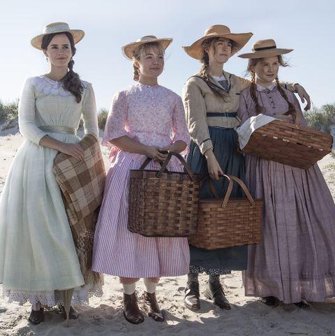 little women 2019 - original and remakes, movie plot comparisons